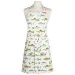 Now Designs Gone Fishin Chef Apron | 064180281123