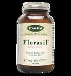 Flora Health Florasil 4.7mg 180 Vegetarian Capsules | 061998014356