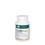 Genestra D3 1000 Vegan 90 Vegetarian Capsules|883196156221