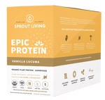 Sprout Living Organic Plant Protein Canada