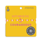 Me to We Aura Bracelet - 1 Pack - Yellow - Optimistic and Courageous | 628499088554