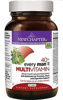 New Chapter Every Man II Multivitamin 96 tablets