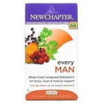 New Chapter Every Man Multivitamin 48 Tablets | 727783003225, 727783003249, 727783003232