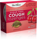 Herbion All Natural Sugar Free Cough Lozenges