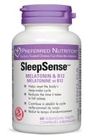 Preferred Nutrition SleepSense Sublingual Tablets