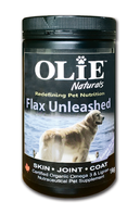 Olie Naturals Flax Unleashed For Pet