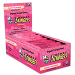 Honey Stinger Organic Energy Chews Cherry Blossom