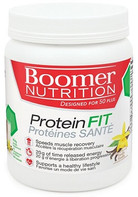 Boomer Nutrition Protein FIT