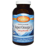 Carlson Norwegian Super Omega-3 Gems