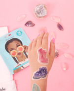 MaskerAide CRYSTAL CLEAR Mini Sheet Masks