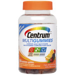 Centrum Multigummies Complete Adult Multivitamin Cherry, Berry and Orange