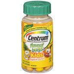 Centrum Flavour Burst Kids Multivitamin Chews Chewable Tablets