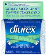 Diurex Water Pills Tablets