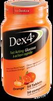 Dex4 Glucose Tablets Orange