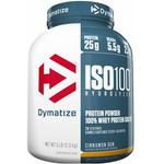 Dymatize Nutrition ISO 100 Hydrolyzed Whey Protein Isolate Cinnamon Bun