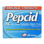 Pepcid Acid Controller Original Strength Tablets