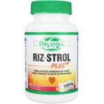 Organika Riz-Strol Plus 420mg Capsules