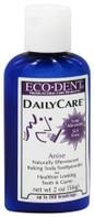 Eco-DenT DailyCare Naturally Effervescent Baking Soda Toothpowder