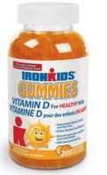 Ironkids Gummies Vitamin D