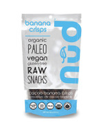 Nud Fud Cacao Banana Crisps