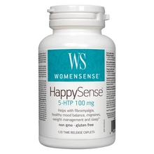 WomenSense HappySense 5-HTP 100mg 120 Time Release Caplets | 628826001966