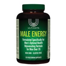 Ultimate Male Energy Capsules 120 capsules | 628826003328