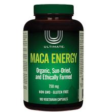 Ultimate Maca Energy 750mg 180 Vegicaps | 628826003199
