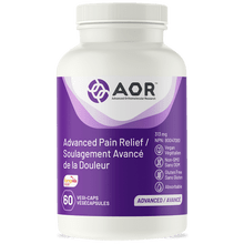 AOR Advanced Pain Relief (Formerly Fem Ease) - 60 Veg Capsules | 0624917043327