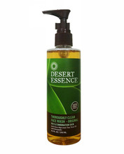Desert Essence Thoroughly Clean Face Wash Original 250ml | 718334220161
