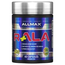 Allmax Nutrition R-ALA | SKU : 721-884 | 6655531277025
