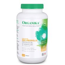 Organika Bee Propolis 500mg Himalayan 200 Capsules | 620365023317