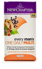New Chapter Every Man's One Daily Multivitamin 24 tablets | 727783003263