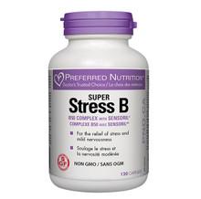 Preferred Nutrition Super Stress B50 Complex 120 capsules   628826005131