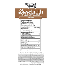 Prairie Naturals Bone Broth Protein Beef 300 Grams | 67953006503