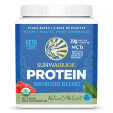 Sunwarrior Warrior Blend Protein - Natural 375g | 814784021416