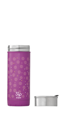 S'ip by S'well Stainless Steel Travel Mug Periwinkle | 814666029714