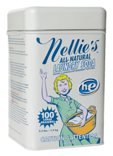 Nellie's All Natural Laundry Soda 100 Loads 1.5kg | 810648001204