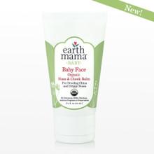 Earth Mama Baby Organic Baby Face Nose & Cheek Balm 60 ml | 859220010586