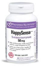 Preferred Nutrition HappySense 5HTP 50mg Caplets | 628826001317