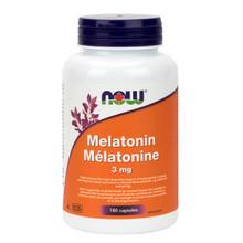 Now Foods Melatonin 3mg 60 Capsules | 733739832573