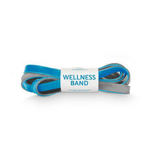W&P Design Wellness Band Blue/Grey | 855113007350
