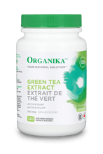 Organika Green Tea Extract 300 mg | 620365018665