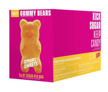 SmartSweets Gummy Bears Fruity box | 627843575115