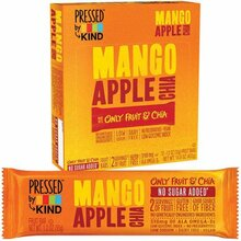 Pressed By KIND Mango Apple Chia Bars   602652242014