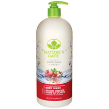 Nature's Gate Pomegranate Sunflower Body Wash 946 ml | 078347751923
