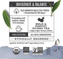 Numi Tea Organic Emperor's Pu-erh Tea |  680692103502