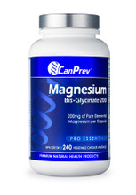 CanPrev Magnesium BisGlycinate 200mg | 854378001752