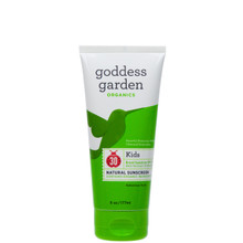 Goddess Garden Organics Kids Natural Sunscreen Lotion SPF 30 177 ml | 898062001406