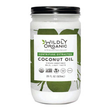 Wilderness Family Naturals Organic Centrifuge Extracted Coconut Oil  828 ml | 898392004054