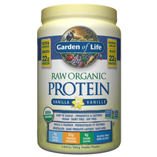 Garden of Life Raw Organic Protein | 658010120517
